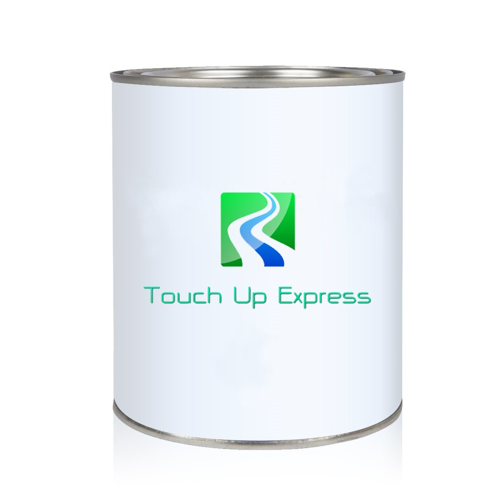 Touch Up Express Paint for Mercedes-Benz R Class 9960 Alabaster White Gallon Basecoat PaintFor Car Truck or Auto by T U E