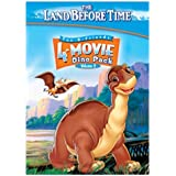 The Land Before Time: 4 Movie Dino Pack, Vol. 2
