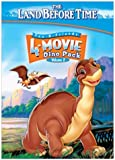 The Land Before Time - 4 Movie Dino Pack (Volume 2)