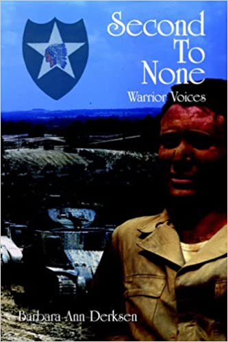 Book Second To None: Warrior Voices