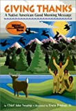 Giving Thanks: A Native American Good Morning Message (Reading Rainbow Books)