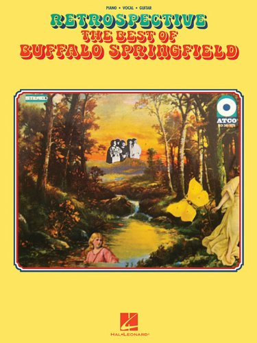 The Best Of Buffalo Springfield - Retrospective Score Buffalo