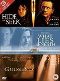 Hide and Seek/What Lies Beneath/Godsend (2005) Thriller Triple Pack
