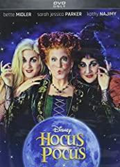 In Disney's HOCUS POCUS, Academy Award(R) nominee Bette Midler (Best Actress, 1991, FOR THE BOYS), stars with Sarah Jessica Parker (SEX AND THE CITY) and Kathy Najimy (THE WEDDING PLANNER) as three wild witches who return from seventeenth-cen...