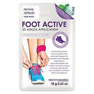 Skin Republic Feet Masks Dryness 18 G