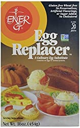 egg replacement free of gluten, soy, casein, yeast, dairy, tree nuts