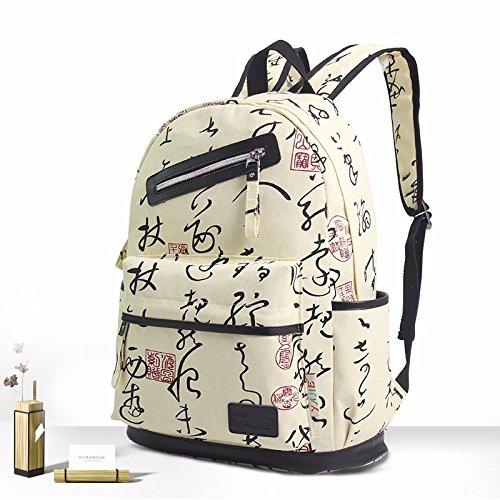 schule schuljungen und mädchen schoolbag middle school schüler rucksack,wort kunst