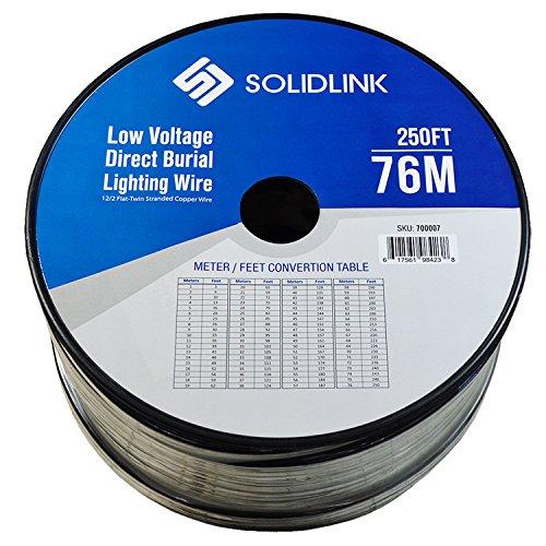 Copper Low Voltage Landscape Lighting - 7