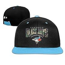 Big Boys 2016 Toronto Blue Jays Camo Logo Baseball Snapback Cap
