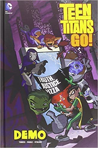 Demo (Teen Titans GO!) by J. Torres (2014-01-01): Amazon.com ...