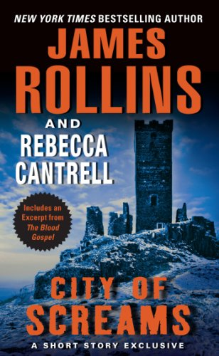 book cover of City of Screams