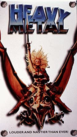 Amazon Com Heavy Metal Vhs Richard Romanus John Candy Joe Flaherty Don Francks Caroline Semple Susan Roman Al Waxman Harvey Atkin Glenis Wootton Gross Marilyn Lightstone Jackie Burroughs Martin Lavut Barrie Nelson Gerald