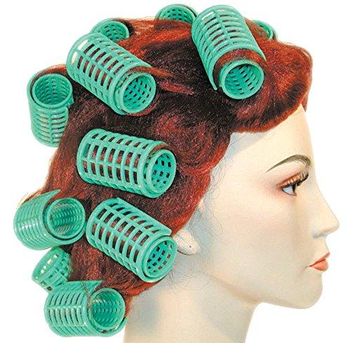 1960's Curler Wig