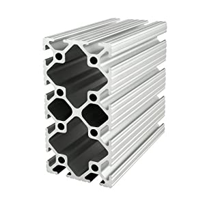 "80/20 Inc., 2040, 10 Series, 2"" x 4"" T-Slotted Extrusion x 48"" from 80/20 Inc."