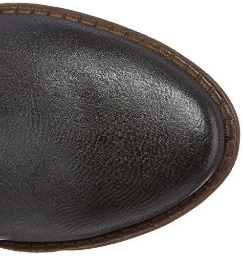 Mustang 1147508 - Botas de material sintético mujer gris - Gris (259 Graphit)