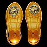 Disney Princess Belle Light Up Jelly Shoes