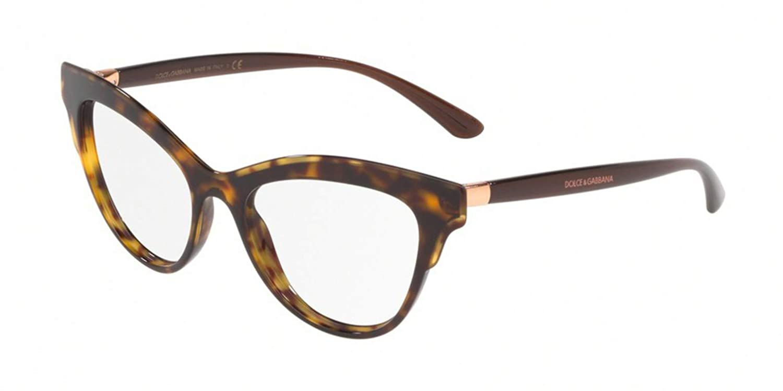 Eyeglasses Dolce /& Gabbana DG 3313 502 HAVANA