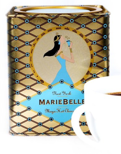 MarieBelle's Maya Hot Chocolate - 16 oz Tin