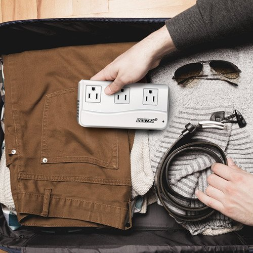 20 Best Travel Power Adapters For Overseas Trips Widest