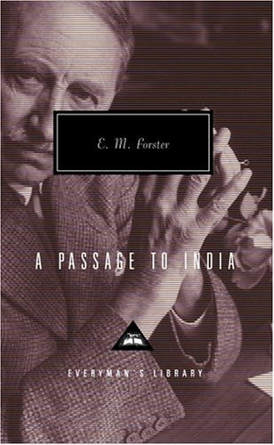 Book cover for A Passage to India