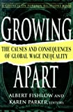 Growing Apart: The Causes and Consequences of Global Wage Inequality