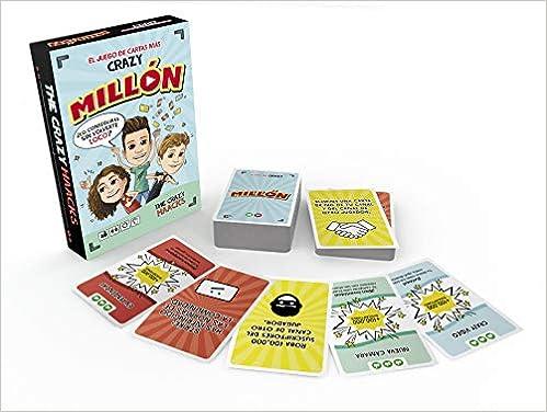 MILLÓN. El juego más Crazy (The Crazy Haacks): Amazon.es ...