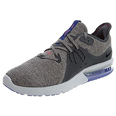 f7da3aae1 Nike Men s Air Max Sequent 3 Running Shoe: Buy Online at Low Prices in India  - Amazon.in