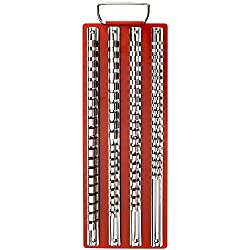 """Tooluxe 03966L Universal Socket Holders in Organizer Tray 