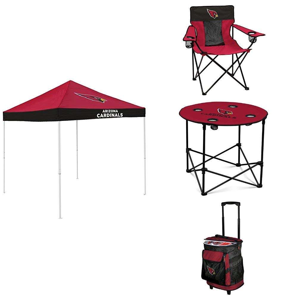 Logo Brands Arizona Cardinals Total Tailgate Package