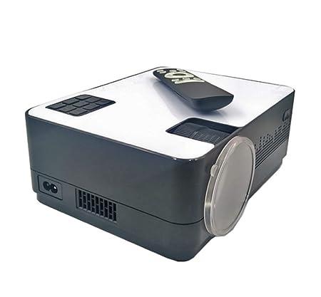 Proyector De Vídeo, LED Proyectores De Apoyo Portátil Mini ...