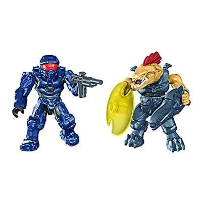 Mega Bloks Halo UNSC Light Assault VTOL: Toys & Games