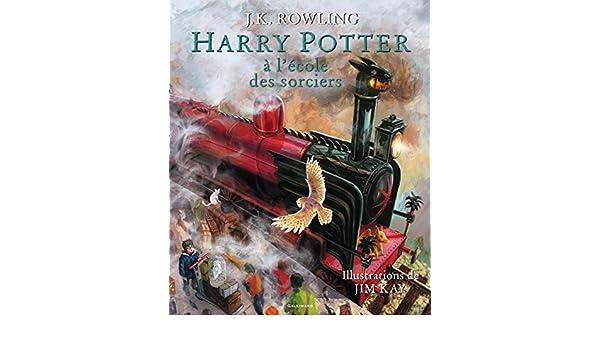 Harry Potter A L Ecole Des Sorciers Beau Livre Collector