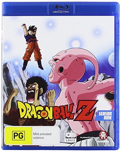 Dragon Ball Z-Season 9 [Blu-ray]