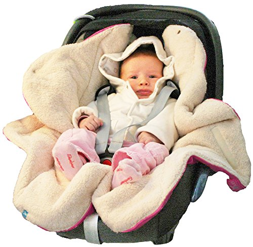 Wallaboo Baby Blanket Nore, Superb Quality blanket, For Pram, Moses