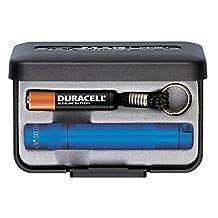 MAGLITE K3A112 Presentation Box AAA Solitaire Flashlight (Blue)