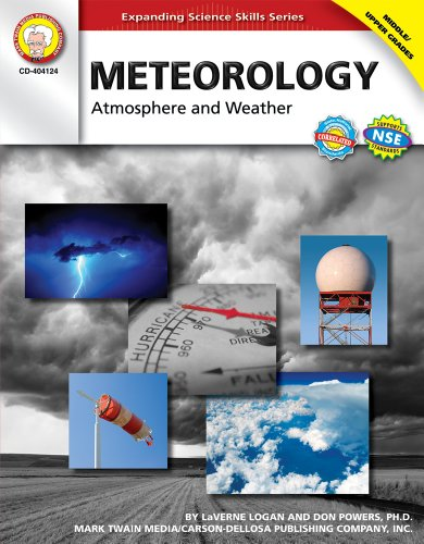 Engineering Experiment Station - Meteorology, Grades 6 - 12: Atmosphere and Weather (Expanding Science Skills Series)