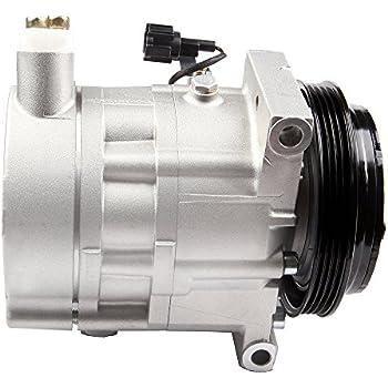 ECCPP New AC Compressor w/Cluth 2003-2006 2004 2005 for Nissan 350Z 3.5L
