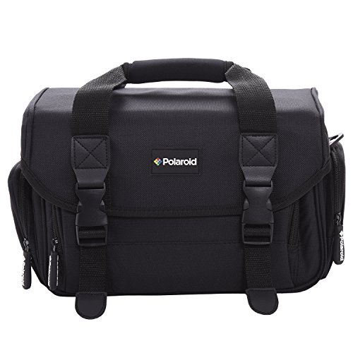 SLR Camera Bag with Dividers Removable Shoulder Strap Carryi