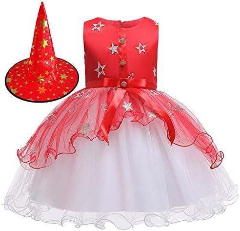 lkouq Halloween Carnaval Cosplay Disfraz Niños Fiesta Vestido Niña ...