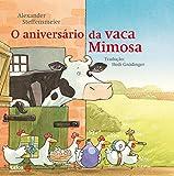 capa de Aniversário da vaca Mimosa