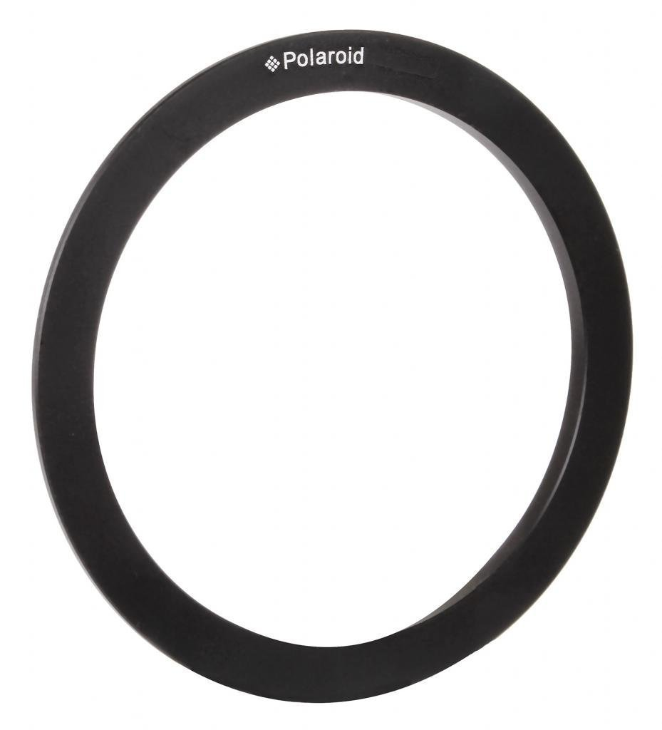 Polaroid 58mm Adapter Ring works for Polaroid & Cokin P Series Filter Holders PLFILP58A