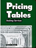 Pricing Tables, Robert C. Brenner, 0929535162