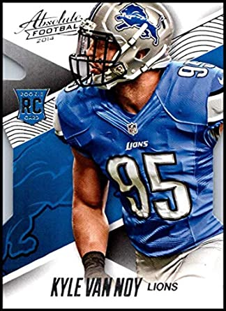 fa28827a0 2014 Panini Absolute Retail  122 Kyle Van Noy NM-MT RC Detroit Lions  Official