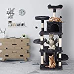 POTBY Cat Tree Play House
