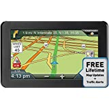 "Magellan RM9412SWLUC Roadmate 9412t-lm 7"" GPS Device with Lifetime Maps & Traffic Updates"