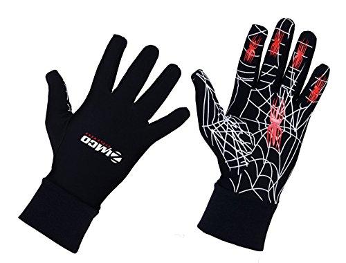Zimco Unisex Super Roubaix Running Gloves Winter Thermal Gloves Fleece Gloves (L/XL)