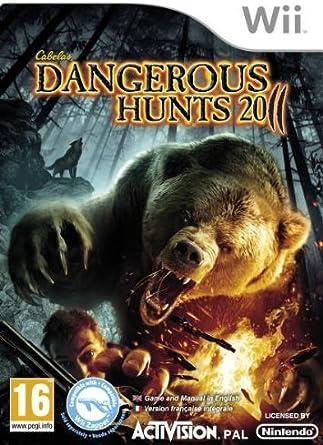 Cabelas Dangerous Hunts 2011 Game Wii [Importación inglesa]: Amazon.es: Videojuegos