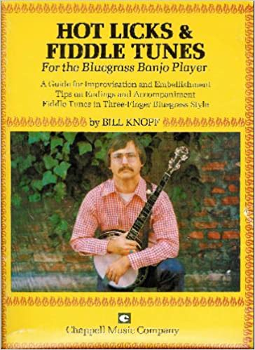 Bluegrass fiddle hot lick