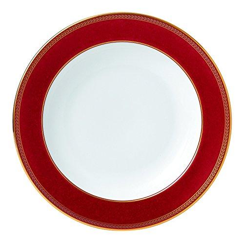 sc 1 st  Amazon.com & Red and Gold Bone China Dinnerware: Amazon.com