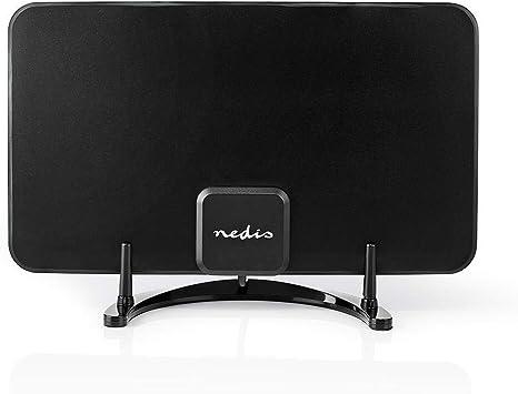 Nedis ANIR2501BK700 Antena Interior HDTV | FM/VHF/UHF